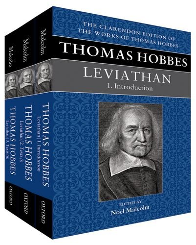 Thomas Hobbes: Leviathan (Clarendon Edition of the Works of Thomas Hobbes)