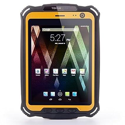 ToughGear TM Titan Tablet(7,9 pouces (20 cm) Touch-Display, Android 4.4, 16 Go de mémoire, 13 mégapixels, 3G WCDMA Sim Free, étanche, résistant à la poussière, résistant aux chocs et des chutes) Orange