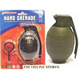 Hand Grenade With Sound