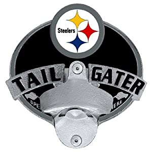 NFL Pittsburgh Steelers Tailgater Hitch Cover by Siskiyou