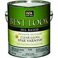 - W54V00704-16 Best Look Spar Varnish-GLS ALKYD SPAR VARNISH