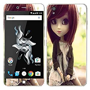 Doll One Plus X Mobile Skin