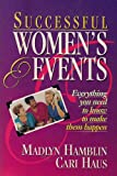 img - for Successful Women's Events book / textbook / text book