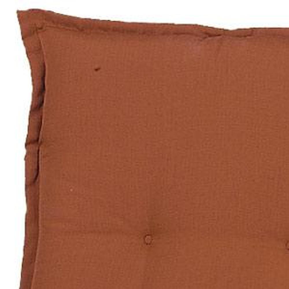 Sun Garden 10071522 Auflage für Relax, Dessin Naxos 50089-3 174 x 49 x 6 cm, terracotta