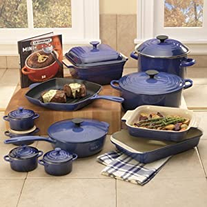 Le Creuset 20 piece Cookware Set