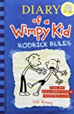 Jeff Kinney Diary of a Wimpy Kid: Rodrick Rules
