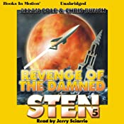 Sten: Revenge of the Damned: Sten Series, Book 5 | Allan Cole, Chris Bunch