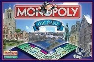 Winning Moves - Jeu de société - Monopoly Orleans