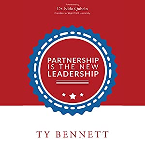 Partnership Is the New Leadership Audiobook