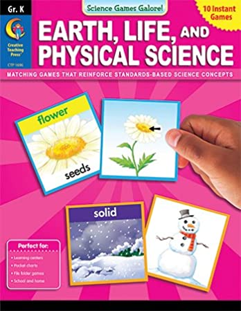 Earth Life & Physical Science Gr K
