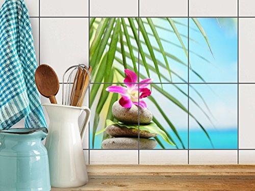 fliesen deko k chenfliesen fliesensticker aufkleber. Black Bedroom Furniture Sets. Home Design Ideas
