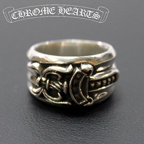 クロムハーツ 指輪 リング CHROME HEARTS Dagger Ring ダガーリング 並行 (17)