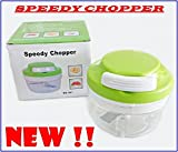Multifunctional automatic slicer Chopper salad vegetable mill kitchen tool Speedy Vegetable Chopper / chopped fruit crusher - SPDCOP
