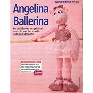 Knitting Pattern Central Amy Doll : FREE KNITTING PATTERN FOR BALLERINA DOLL - VERY SIMPLE ...