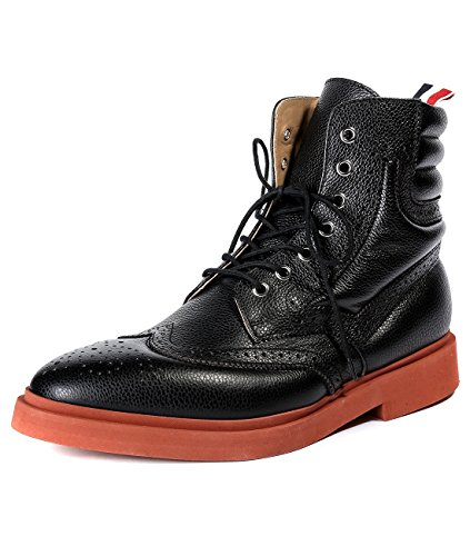thom-browne-mens-contrast-sole-wingtip-real-leather-boots-80-black