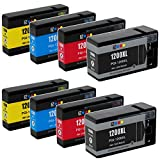 E-Z Ink (TM) Compatible Ink Cartridge Replacement For Canon PGI-1200 XL PGI-1200XL PGI1200XL High Yield (2 Black...