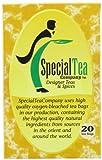 Special Tea Organic Gourmet Green Tea Bags, Champagne & Berries, 20 Count