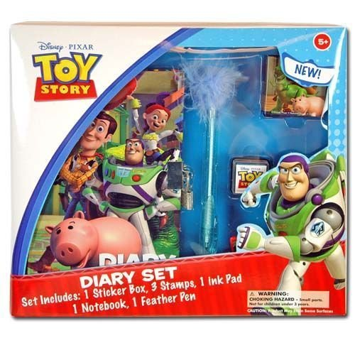 Toy Story Diary Set