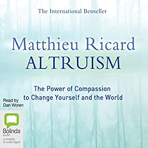 Altruism Audiobook