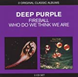 Classic Albums - Fireball / Who Do We Think We Are by Deep Purple (2011-11-01)