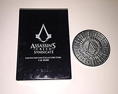 Assassin's Creed: Syndicate Limited Edition Collector's COIN (Limited out of 10,000)