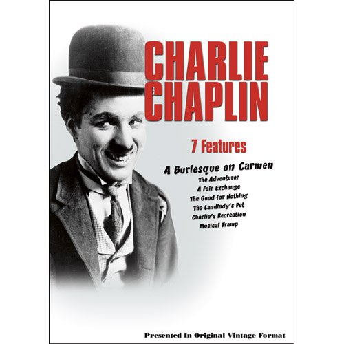 Cover art for  Charlie Chaplin V.7