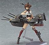 figma 艦隊これくしょん -艦これ- 陸奥 (ノンスケール ABS&ATBC-PVC 塗装済み可動フィギュア)