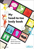OKIDO My Head-to-Toe Body Book
