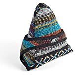 Camkitmate Camera Case Bag Pouch For Nikon J1 J2 J3 V1 S1 Ethnic Pattern Canvas