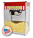 Paragon (1112810) Classic Pop Popcorn Machine - 14oz
