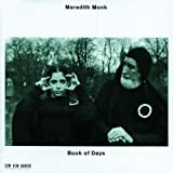 Book Of Dayspar Meredith Monk