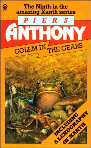 Golem In The Gears (Xanth 9)