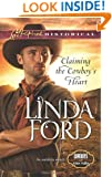 Claiming the Cowboy's Heart (Love Inspired Historical\Cowboys of Eden Valley)