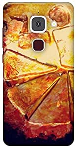 The Racoon Lean printed designer hard back mobile phone case cover for LeEco Le Max 2. (sufiyana)