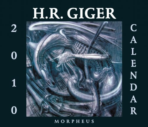 Sale alerts for Morpheus International The 2010 H.R. Giger Calendar - Covvet