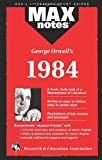 Image of George Orwell's 1984 (Max Notes) (MAXNotes Literature Guides)