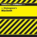 Macbeth: CliffNotes