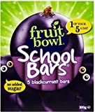 Fruit Bowl School Bars Blackcurrant (5x20g)
