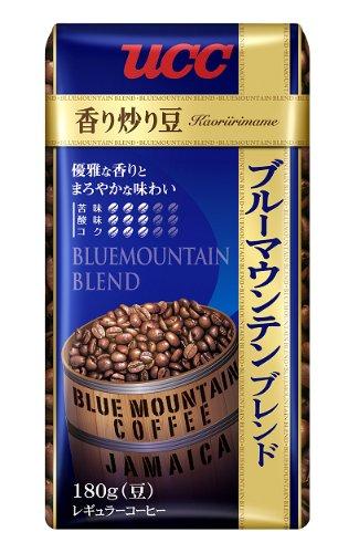 UCC 香り炒り豆 ブルーマウンテンブレンド AP180g