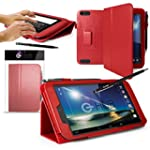 TESCO HUDL 2 Tablet Case - ROCKET RED...