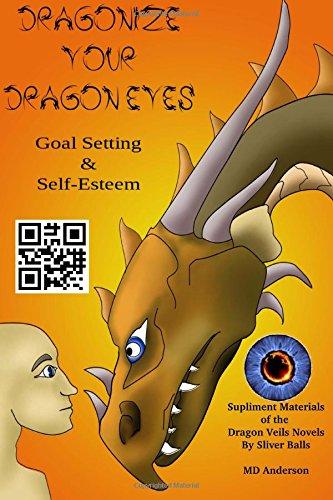 Dragonize Your Dragon Eyes: Goal Setting & Self-Esteem (Dragon Veils)