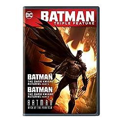 Batman Dark Knight Returns TPFE (DVD)