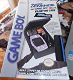 ALS Game Boy Advance/Color Carrying Case Black and blue Brand New