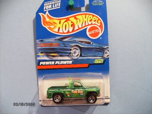 Hot Wheels Power Plower Collector #1081 Oak Bros. - 1