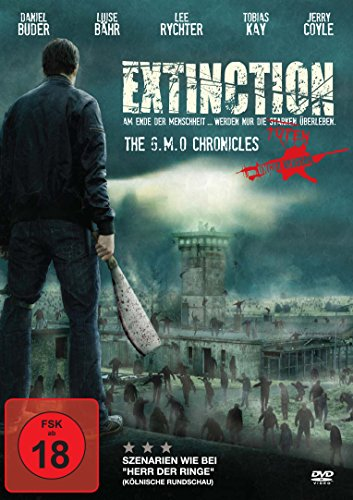 Extinction - The G.M.O Chronicles