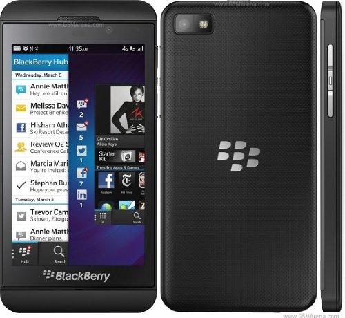 Bluetooth Blackberry Z10