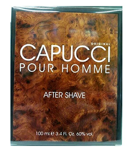 Capucci Pour Homme After Shave ( dopo barba ) 100 ml