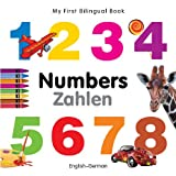 My First Bilingual Book-Numbers (English-German)