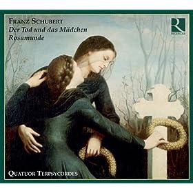 """Quartett No. 14 in D-Moll, D. 810 """"Der Tod und das Mädchen"""": III. Scherzo (Allegro molto)"""