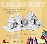Calafant Three Little Pigs